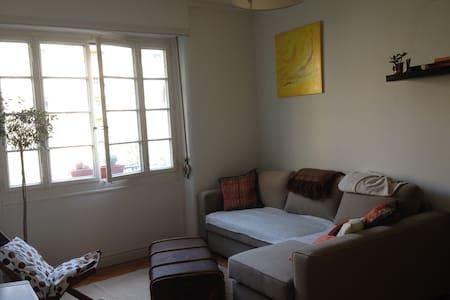 Appartement calme idéalement situé - 日內瓦