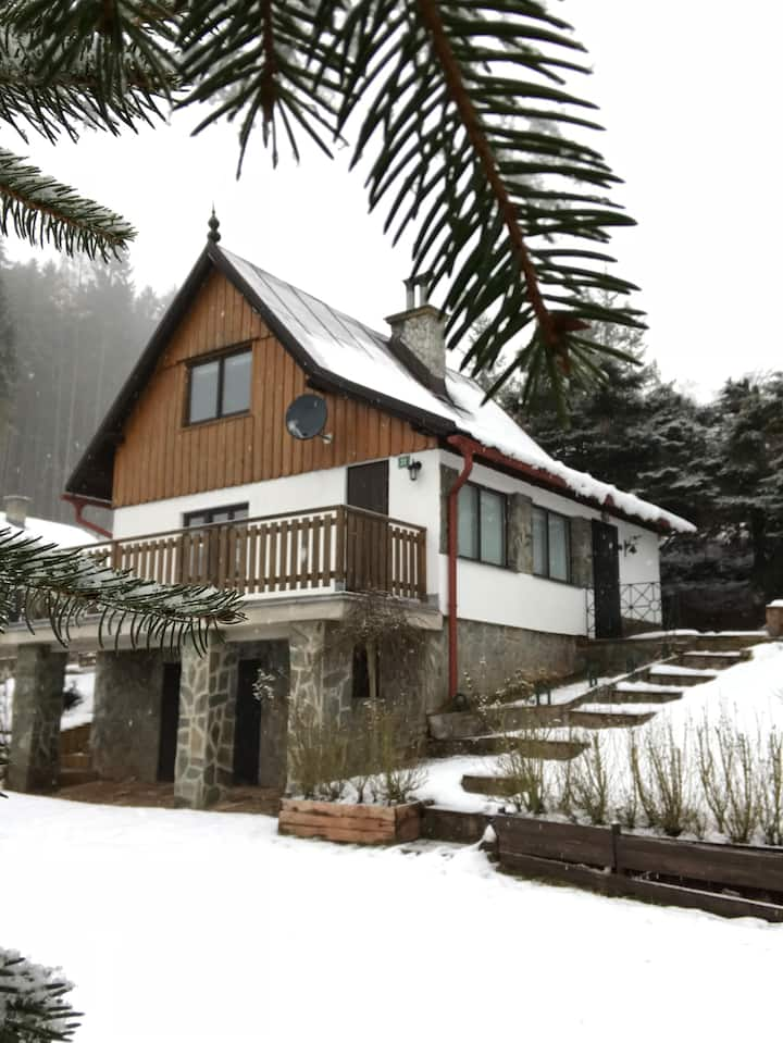 Enjoy Spring in our beautiful unique Chalet
