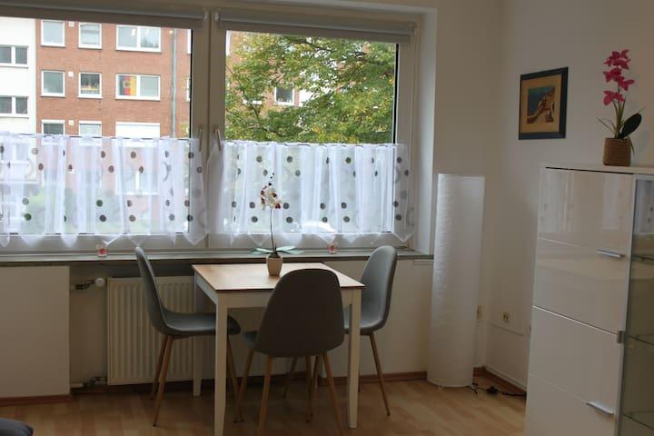 Freundliches und sauberes Apartment 2.0 in Krefeld