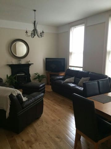 Large 3 bedroom apartment Cork City - Cork City - Apartamento