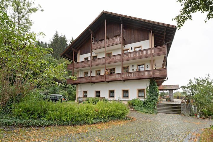Lovely Apartment in Schwarzenbach with Sauna