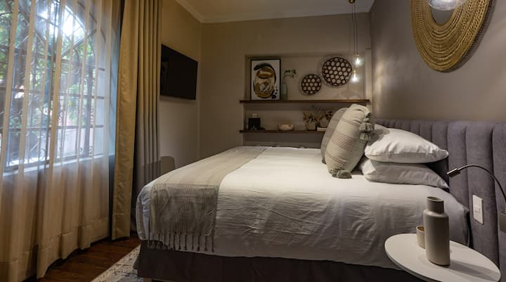 Habitacion Amatista en Hotel Boutique Agata