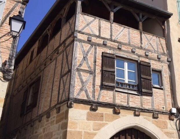 Appartement, centre historique