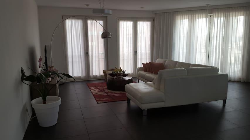 Luxe appartement in het centrum van Leeuwarden - Leeuwarden - Apartamento