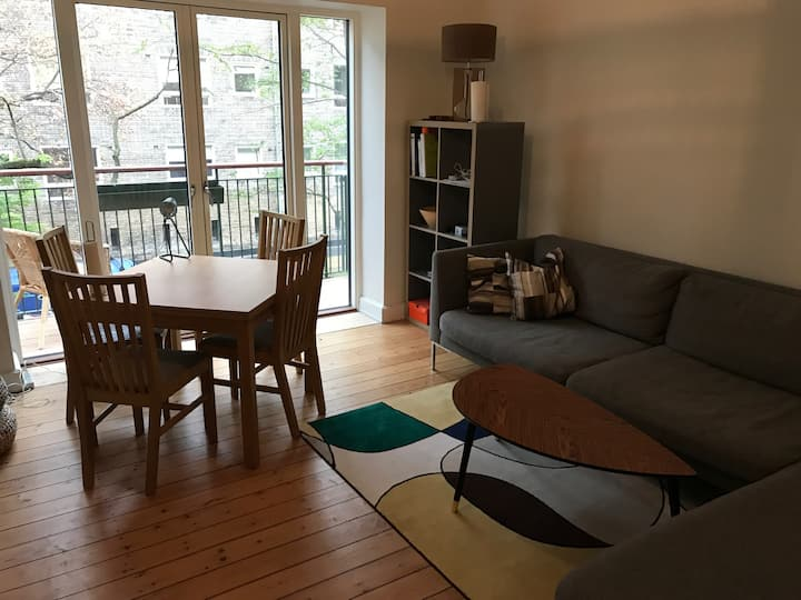 Cosy and authentic apartment in Nørrebro