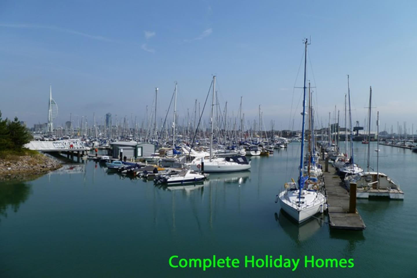 Harbour View 4 - 4 bedroom apartment close to waterfront and marinas