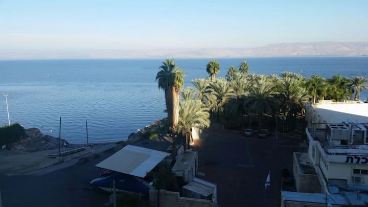 On the Lake - Tiberias