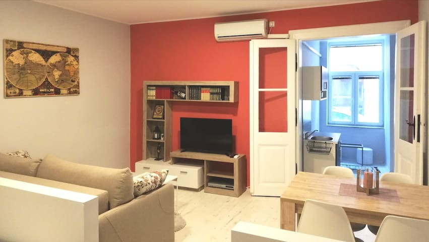 Cozy one bedroom apartment in city center