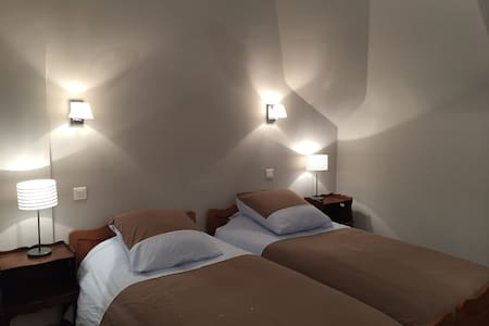 B&B sea vue: room 2 (private bath) - Cayeux-sur-Mer