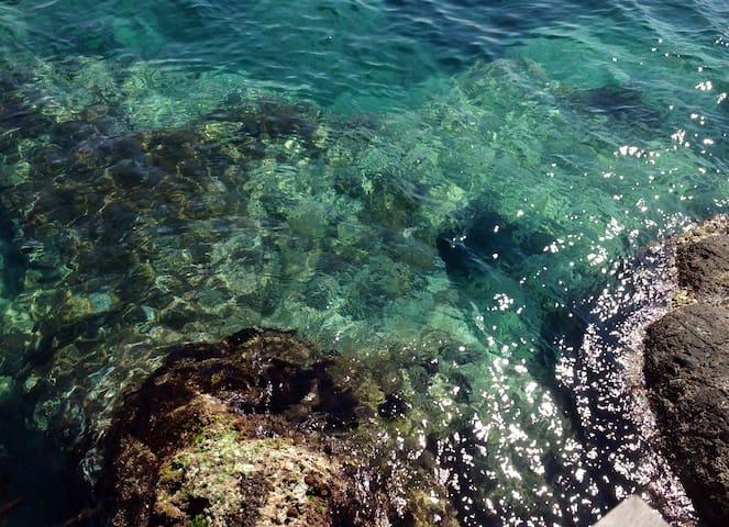 lussuosa villa sul mare -etna  - Aci Castello - Villa