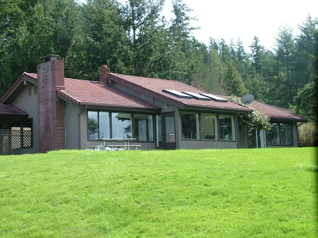 Pickering House- WATER VIEW! - Lopez Island - House
