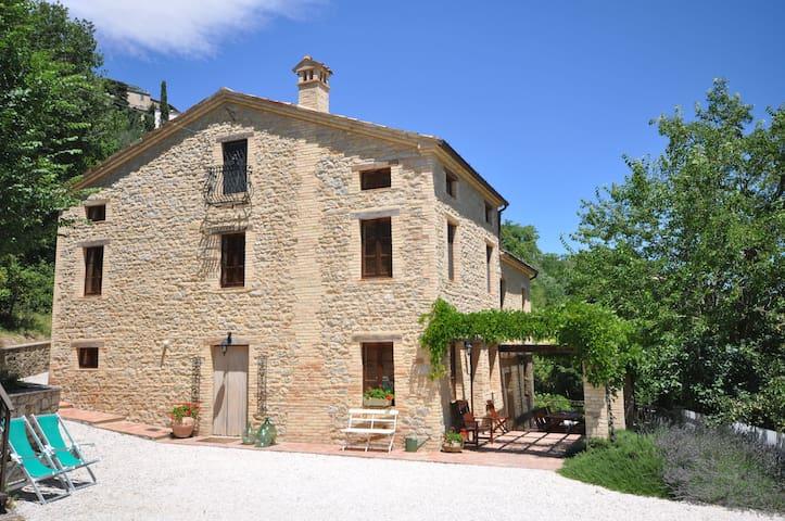 Villa Casa Maria  - Penna San Giovanni, - Dom