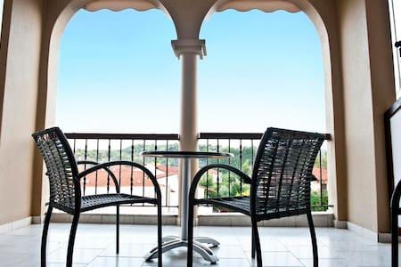 Honeymoon Studio, Garden (Sea) View - Ormos Panagias