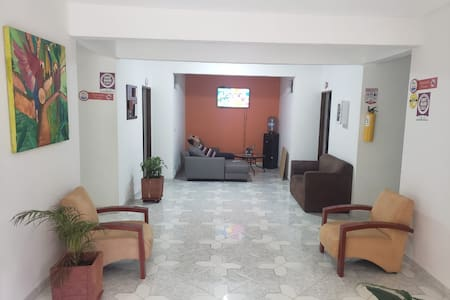 Casa de descanso, Corregimiento El Valle - Toledo
