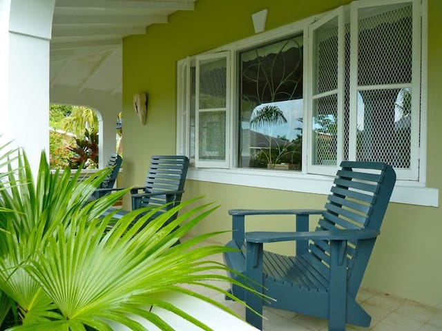 Relaxing Porch Area