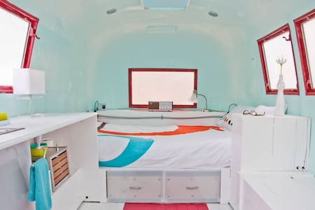 Austin Airstream for Two!