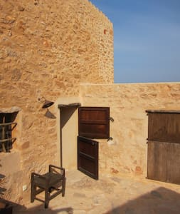 Formentera charming triple room in magical setting - Formentera