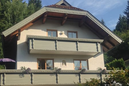 Holiday House South Tyrol with lake view