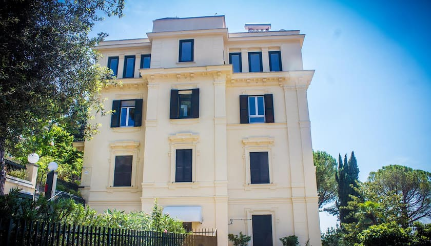 B&B Il Giardino - ทิโวลิ - ที่พักพร้อมอาหารเช้า