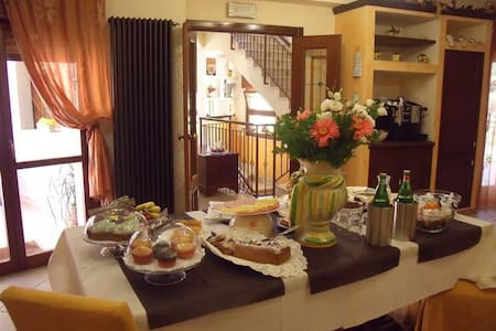 Bed and Breakfast Il Vicolo - Graniti - Penzion (B&B)