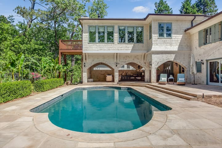 Nw Buckhead 4 Bed 3 5 Bath W Pool And New Jacuzzi Houses For