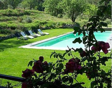 La Calade en Provence -Espagnole - Saint-Zacharie
