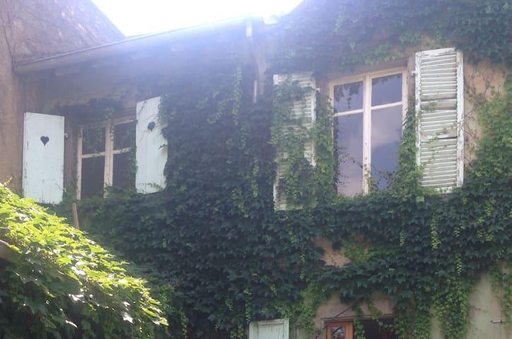 la maison aux oiseaux