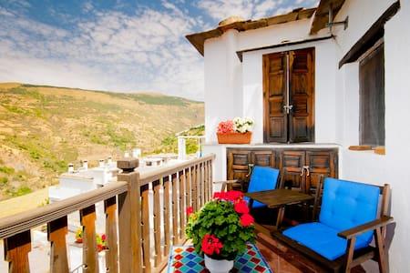 Stunning Moorish Mountain Village - Bubión
