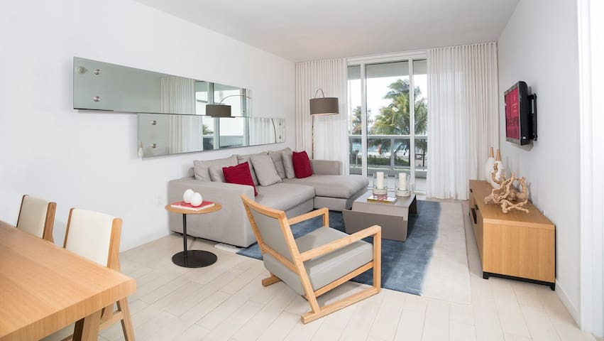 Beautiful apartment , new!!!! - Hallandale Beach - Appartement