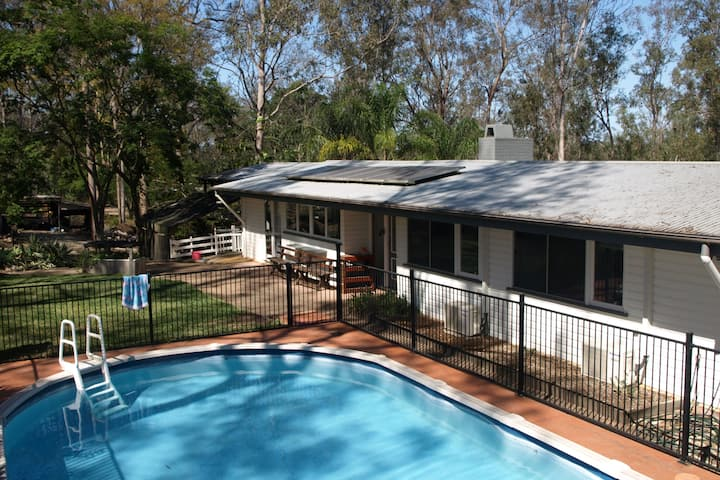 Homely Cottage | Pool | AC   ★ Ideal for Families★