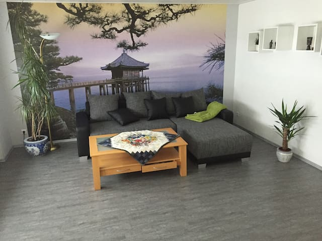 Der Kraichgau von seiner schönsten Seite... - Gemmingen - Apartament
