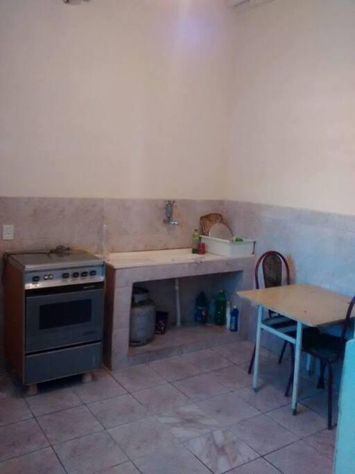 Frontal - Cozinha