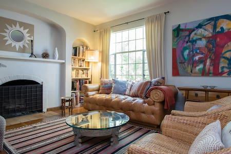 Charming 4 bedroom home sleeps 6/7 - Palo Alto - Hus