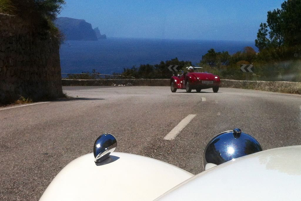 Open cruising Mallorca; best way to enjoy