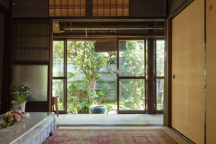 Hideaway place to stay Kyoto. - Kyoto-city Sakyo-ku Takano Tadehara-cho - Loft