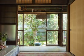 Picture of Hideaway place to stay Kyoto.