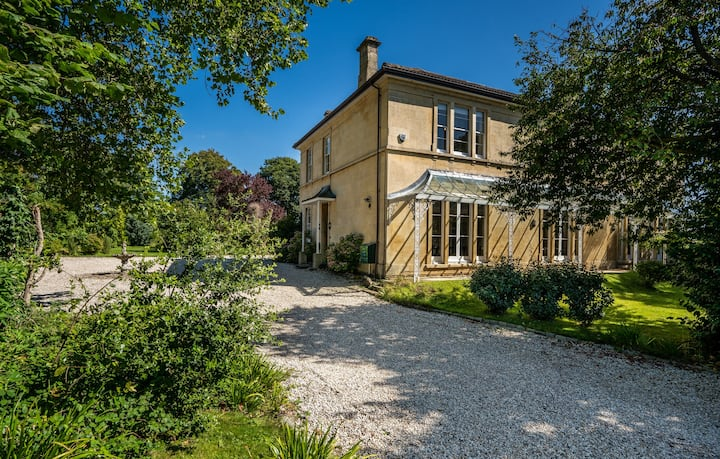 Private elegant property between Bristol and Bath