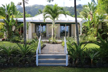 Pandanus Beach Front House