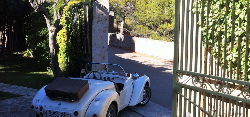 Vintage car and stay in style - Valldemossa - Bed & Breakfast