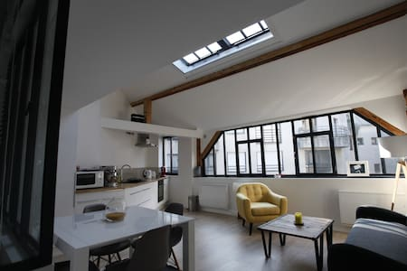 Loft proche Abbesses - Paris