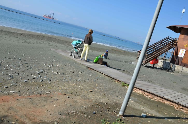Local Area & Dasoudi Beach