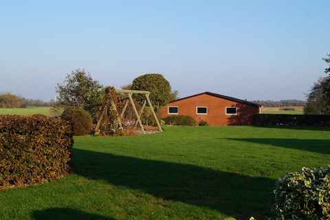 Farm Guesthouse for 5 People