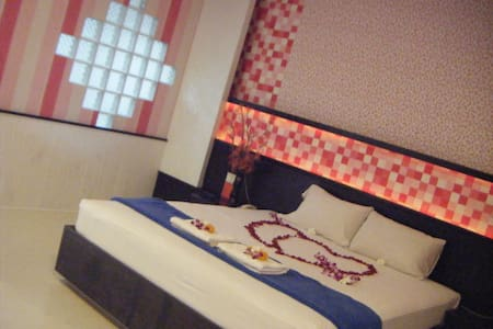 ห้องพักส่วนตัว  - Tambon Bang Rak Noi - Bed & Breakfast