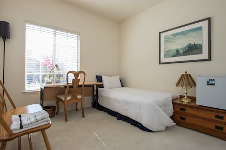 A Beautiful Garden View Room at Mission Hills - Fremont - Casa