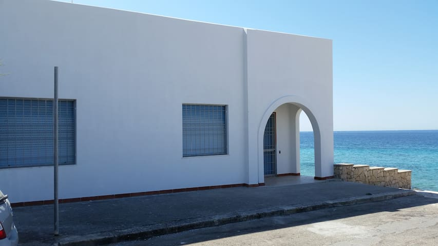 Casa nell'azzurro mare Salentino