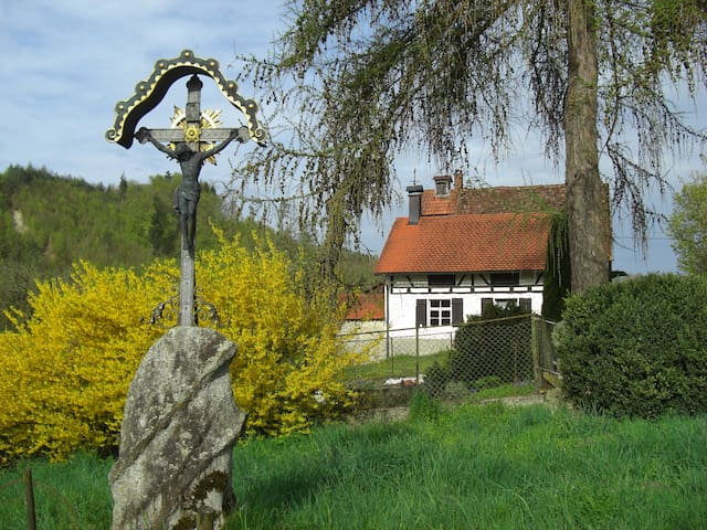 Backhaus - Kleinod im Argental - Neukirch - House