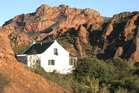 Redstone Hills - Bushman Cottage