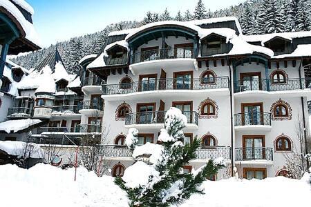 Cristal d'Argentière dans résidence 4 étoiles - Chamonix
