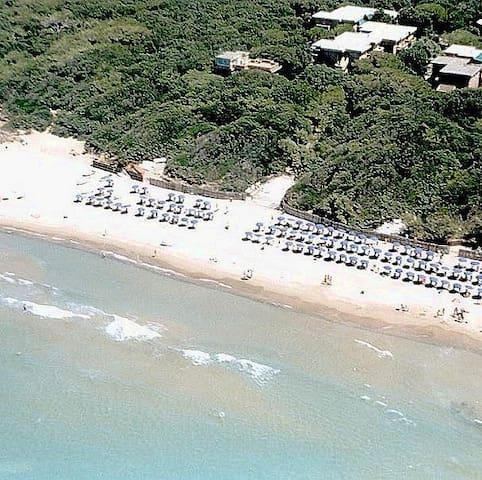 Sul mare con spiaggia dedicata - San Vincenzo - Wohnung