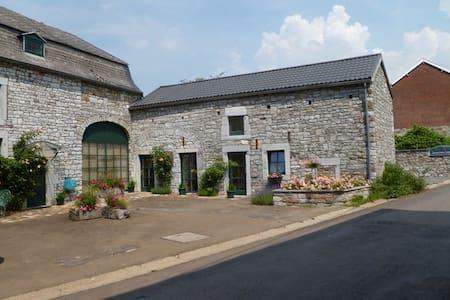 Ancienne ferme restaurée  - Földház